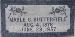 Mable Clara <i>White</i> Butterfield
