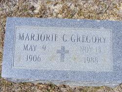 Marjorie <i>Cook</i> Gregory