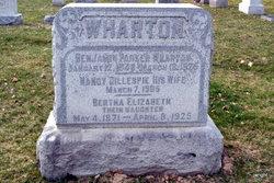Benjamin Parker Wharton