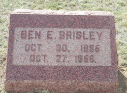 Benjamin Eugene Ben Brisley