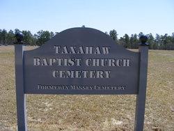 Taxahaw Baptist Church Cemetery