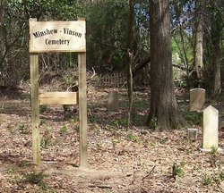 Minshew-Vinson Cemetery