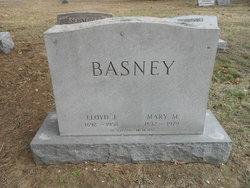 Mary M. <i>Townsend</i> Basney