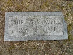 Shirley M. Avers