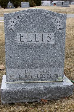 Uda Ellen <i>Lockard</i> Ellis