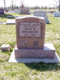 Jean Beryl <i>Lane</i> Brandlein
