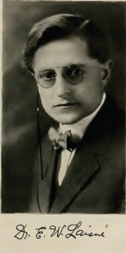 Dr Eugene W. Laisne
