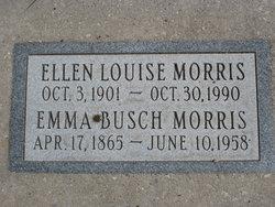 Emma <i>Busch</i> Morris