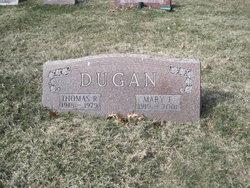 Mary F. <i>Flynn</i> Dugan