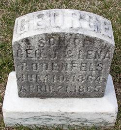 George Infant Rodenfels