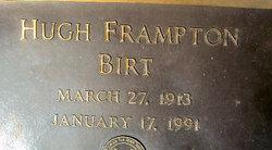 Hugh Frampton Birt