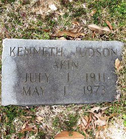 Kenneth Judson Akin
