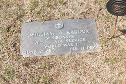 William Alfred Kardux