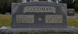 Clarence Leslie Goodman