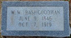 William W RAS Goodman