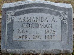 Armanda Adella Della Goodman