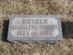Magdalena <i>Langer</i> Schmidt