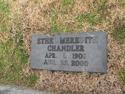 Ethel Meredith Chandler