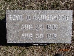 Boyd D Crumbaker