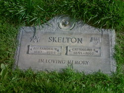 Alexander W Skelton