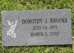Dorothy J Brooks