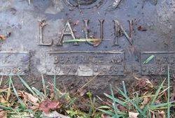 Beatrice May Laun