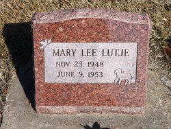 Mary Lee Lutje