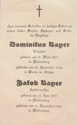 Dominikus Bayer