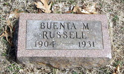 Buenta M. Russell
