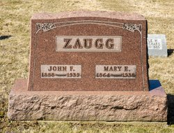 John F. Zaugg