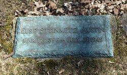 Elsie <i>Steinmetz</i> Austin