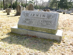 Harriet Kathryn Kate <i>McKelvey</i> Irwin