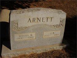 James Washington Arnett