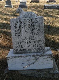 Bobbie Andrus