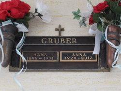 Anna <i>Plendl</i> Gruber