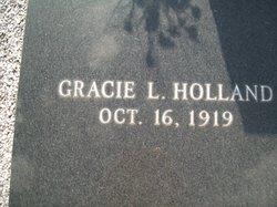 Gracie <i>Little</i> Holland