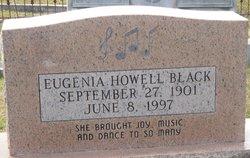 Eugenia <i>Howell</i> Black