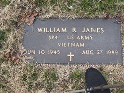 William R Janes