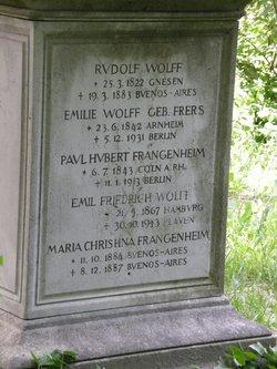 Rudolf Wolff
