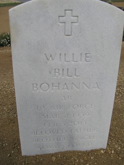 Willie Bill Bohanna