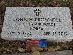 John H Brownell