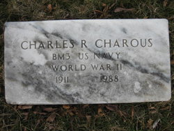 Charles R Charous