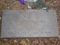 Booker Theodore Ball, Jr
