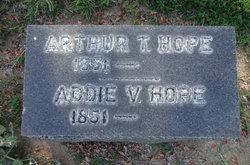 Arthur T Hope