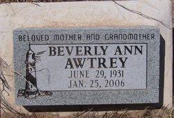 Beverly Ann <i>Jarstfer</i> Awtrey
