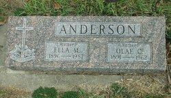 Ella M Anderson