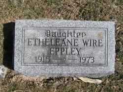 Etheleane <i>Wire</i> Eppley