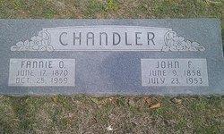 Fannie O. Chandler
