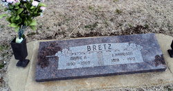 Mamie A. <i>Tidball</i> Bretz