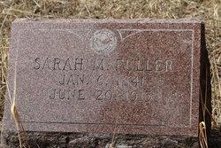 Sarah M Fuller